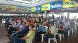 הנחיית כנס – ארז לוי פיתוח עסקים לצמיחה - נמל חיפה