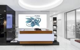 לובי משרד - עסקית פיתוח עסקים לצמיחה